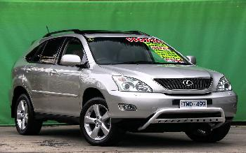2005 Lexus RX330 SPORTS LUXURY MCU38R UPDATE