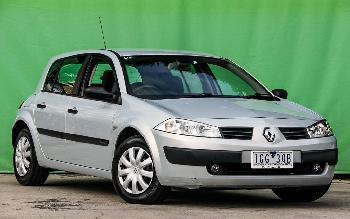 2005 Renault MEGANE AUTHENTIQUE X84